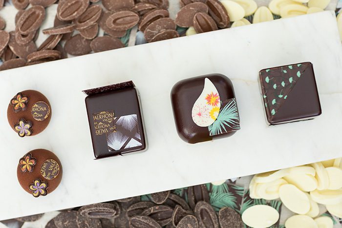 Valrhona Signature, a new range of premium decorations