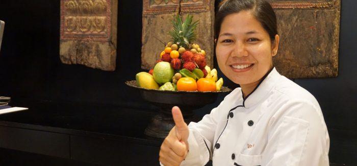 """Van Vandy: """"Cambodian cuisine is going to blow up soon"""""""