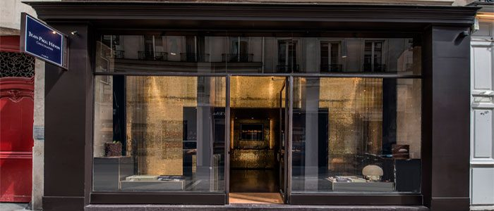 Jean-Paul Hévin opens his sixth boutique in Paris