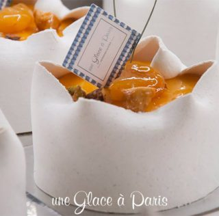 Ice cream pastry gains prominence in the summer season of Une Glace à Paris