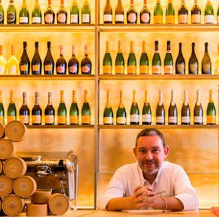 Albert Adrià opens Cakes & Bubbles in London