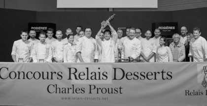 Participants of the Charles Proust 2018