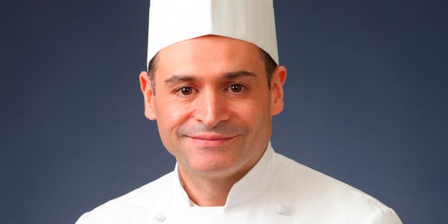 "Pascal Cialdella: ""my pastries don't look too complicated, but come with an element of surprise"""
