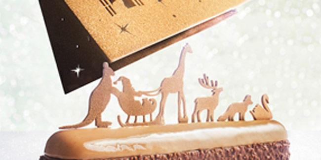Dalloyau's Bûche Arche de Noël