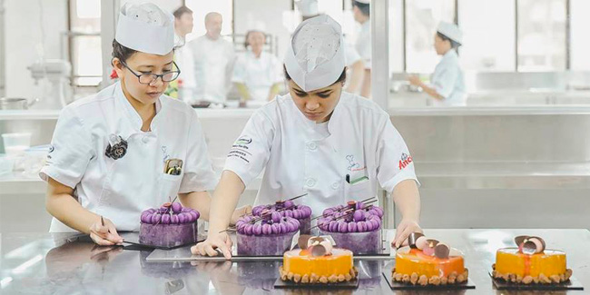Academy of Pastry Arts