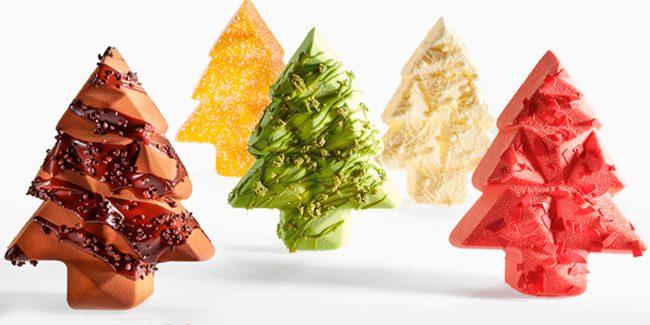 La Fabrique Givrée's Christmas origami