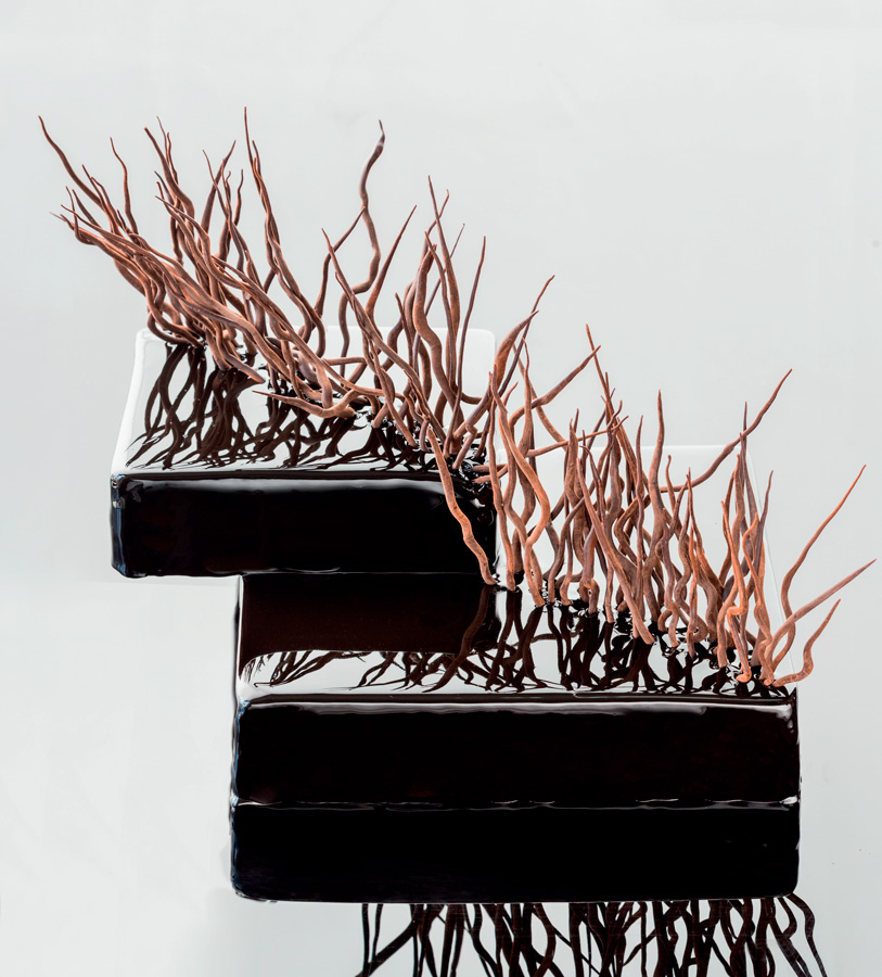 Anniversary cake by Kirsten Tibbals