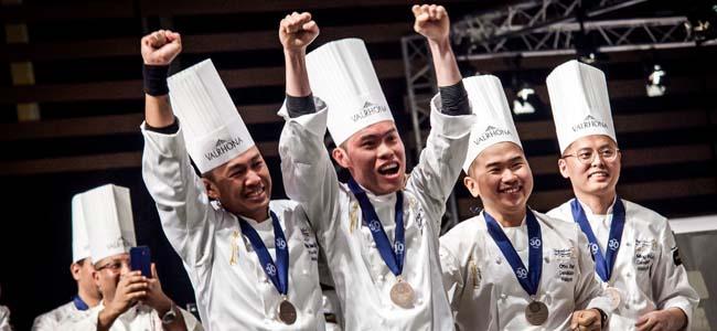 Malaysia changes the course of the Coupe du Monde de la Pâtisserie