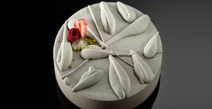 Detail of Oriol Balaguer's cake