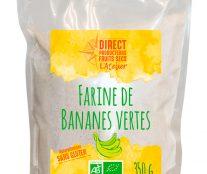 Organic Green Banana Flour by Agro Sourcing Organic