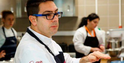 Jordi Puigverd during the seminar