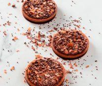 Yann Couvreur Chocolate caramel sablé