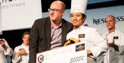 Yusuke Aoki last edition's winner