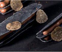 FInger macaron milfeuille black version