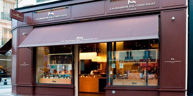 La Maison du Chocolat, faithful to the 'L'art de vivre' philosophy