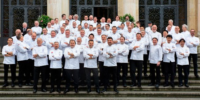 Lyon is the stage for the International meetings of Relais Desserts this spring