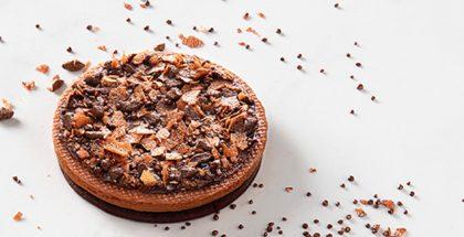 Sabé chocolat detail