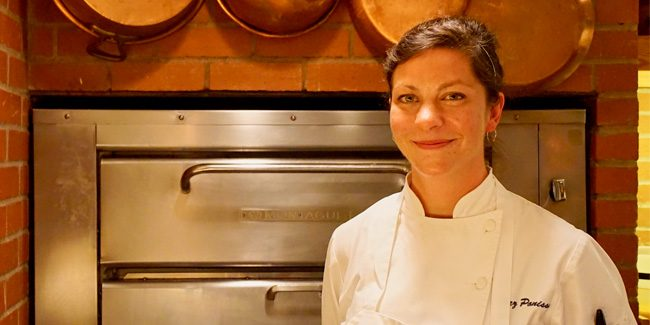 Carrie Lewis: 'In Chez Panisse, there is no ego, no competition'