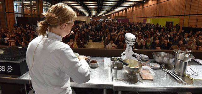 Salon du Chocolat in Paris celebrates 25 years