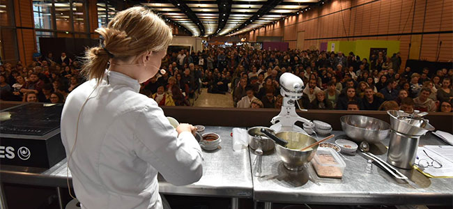 Salon du Chocolat in Paris celebrates 25 years