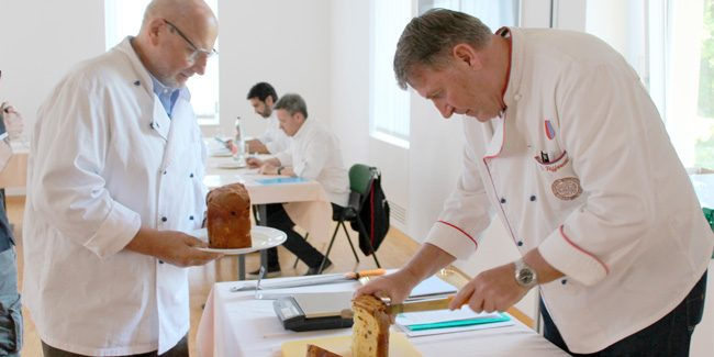 The first Panettone World Cup is underway