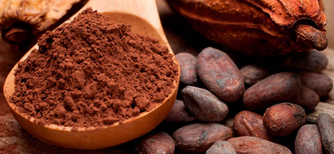 Natural cocoa helps reduce the occurrence of chronic diseases
