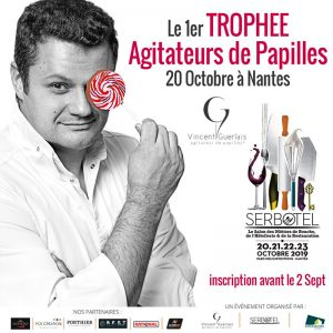 Vincent Guerlais Trophy poster