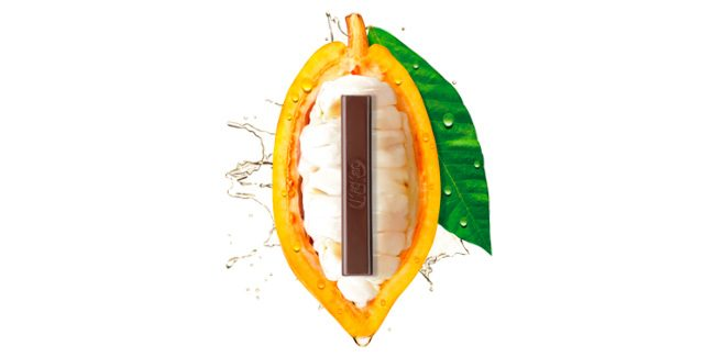 Nestlé creates the first 70% dark chocolate made only with the cocoa fruit