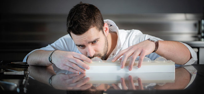 """Guillaume Schopphoven: """"I wanted to make bakery as sexy as pastry'"""""""