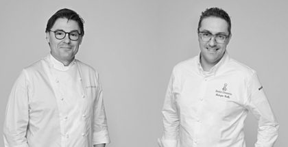 Oriol Balaguer y Fabrizio Galla
