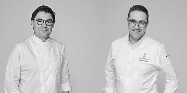 Oriol Balaguer and Fabrizio Galla join Relais Desserts