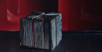Christmas Log by Yann Brys for Sinner