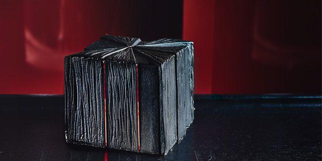 Yann Brys designs Evok's impressive collection of bûches