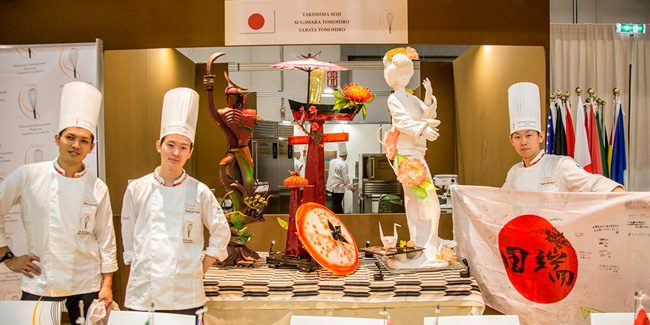 Japan triumphs in the FIPGC World Pastry Championship 2019