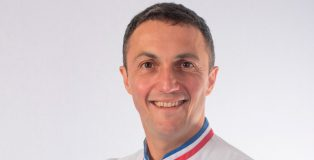 Chef Luc Debove
