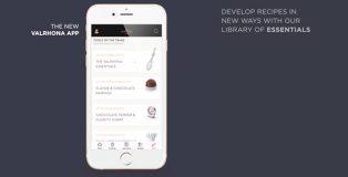 Valrhona new app