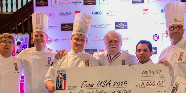 The USA Team qualifier announced for Coupe du Monde de la Pâtisserie