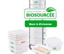 GILAC-BIOLOGICAL DOUGH CONTAINERS