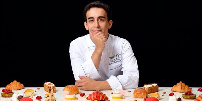 "Jacopo Bruni: ""A good dessert should be the one to involve as many senses as possible"""