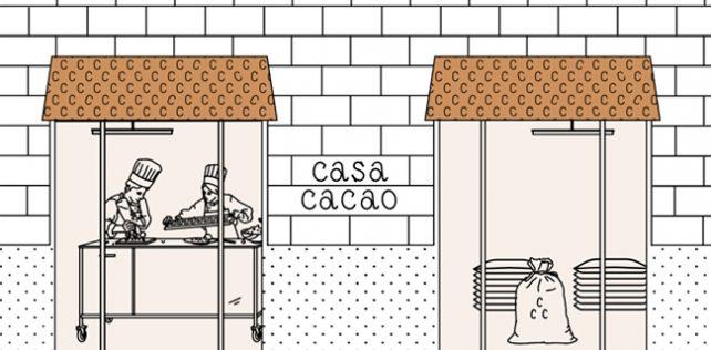 Casa Cacao, the trip arrives at its destination