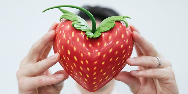 Ten creations with berries to surprise your partner on Valentine's Day