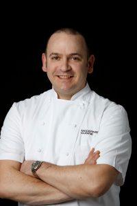 Francisco Migoya Chef of Modernist Cuisine