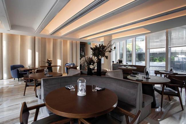 Prelude in Singapore interior view