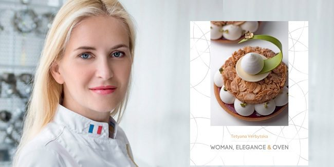 Tetyana Verbytska collects her favorite recipes in 'Woman, Elegance & Oven'