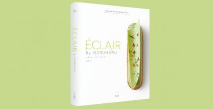 Yun Eunyoung eclairs book