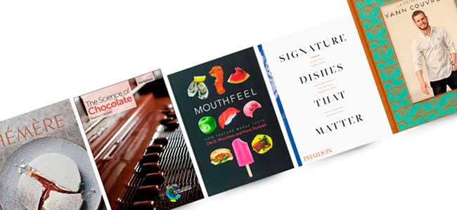 Yann Couvreur and Danilo Angé join the Books For Chefs catalog