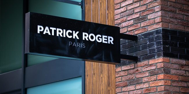 Patrick Roger opens a boutique in Russia for the first time