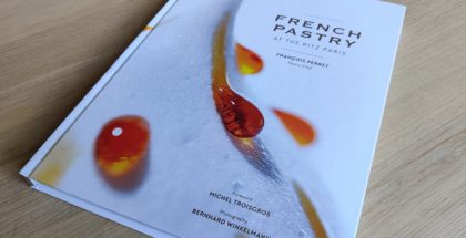 French Pastry at the Ritz Paris cover