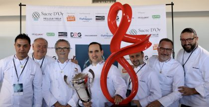 Davide Malizia winner sucre d'or