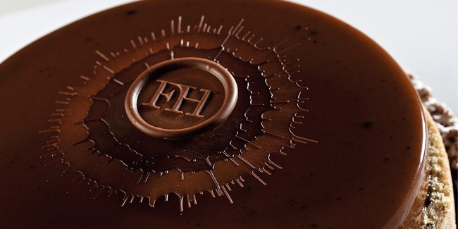 Pastry design does matter. Six trendsetting decorations by Frank Haasnoot